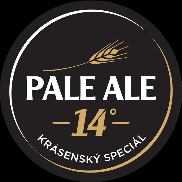 Pale Ale 14 - krásenský speciál